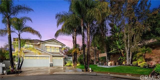 1 Prospector Court, Trabuco Canyon, CA 92679 (#OC21010062) :: Berkshire Hathaway HomeServices California Properties