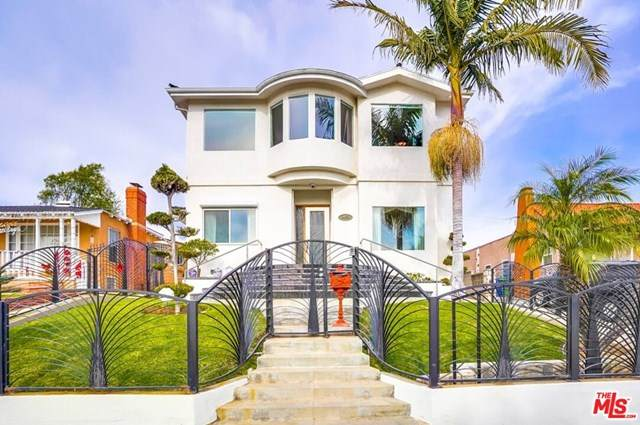 4459 W 64Th Street, Los Angeles (City), CA 90043 (#21679724) :: Re/Max Top Producers