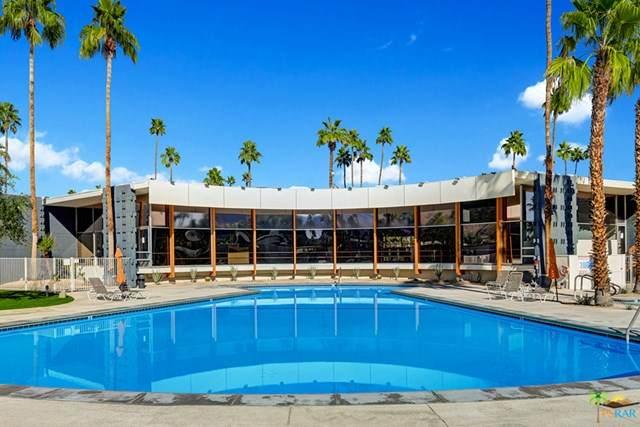 1111 E Palm Canyon Drive #206, Palm Springs, CA 92264 (#21680562) :: Team Tami
