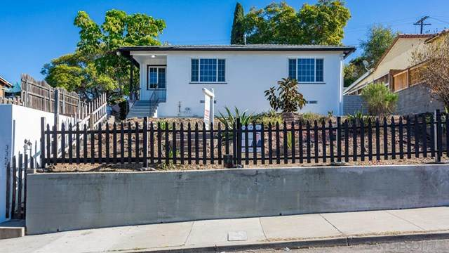 3355 54Th St, San Diego, CA 92105 (#210001307) :: Compass