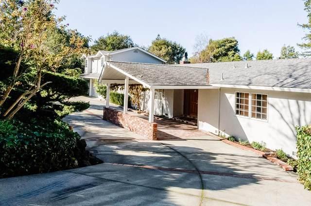 2810 Summit Drive, Burlingame, CA 94010 (#ML81826065) :: RE/MAX Masters