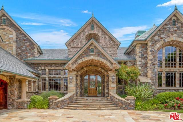 25636 Oak Meadow Drive, Valencia, CA 91381 (#21680058) :: Koster & Krew Real Estate Group | Keller Williams