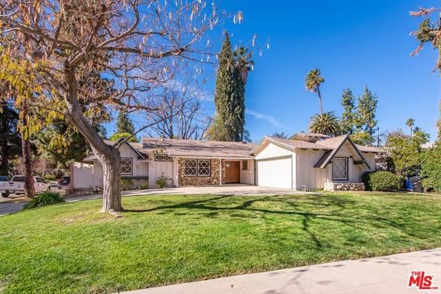 4919 Dunman Avenue, Woodland Hills, CA 91364 (#21680384) :: Bob Kelly Team