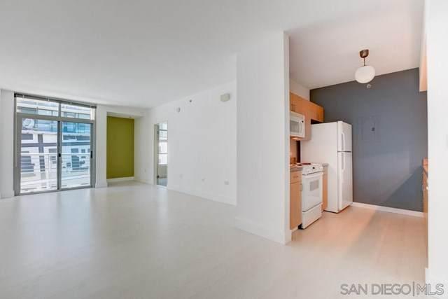 425 W Beech St #410, San Diego, CA 92101 (#210001325) :: Blake Cory Home Selling Team