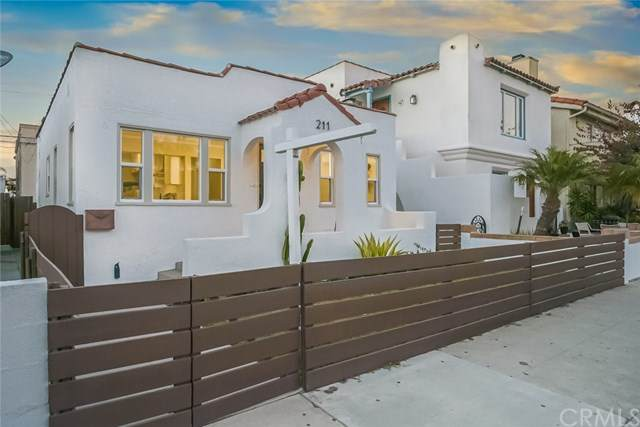 211 Pomona Avenue, Long Beach, CA 90803 (#MB21009861) :: Wendy Rich-Soto and Associates