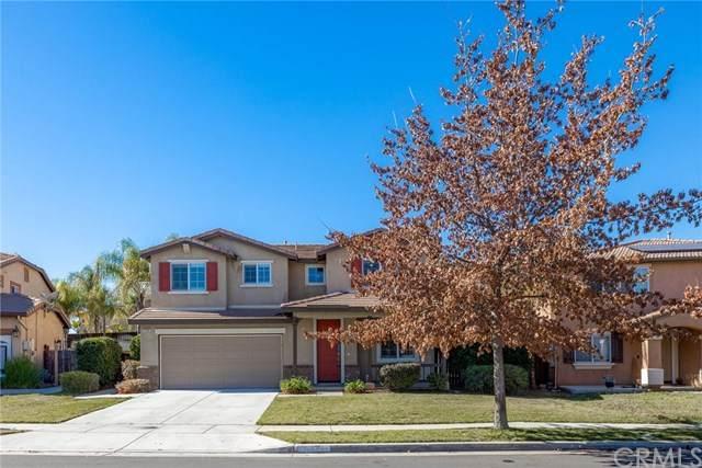 29081 Hydrangea Street, Murrieta, CA 92563 (#IG21010245) :: Necol Realty Group