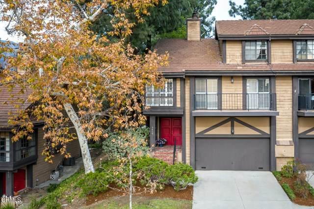 3464 Stancrest Drive, Glendale, CA 91208 (#P1-2922) :: Team Tami