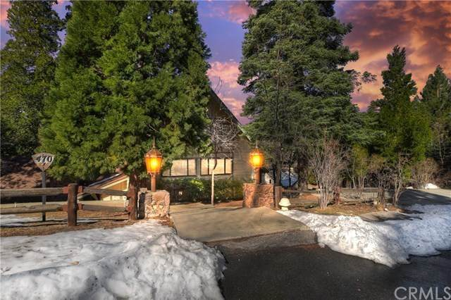 470 Golf Course Way, Lake Arrowhead, CA 92352 (#EV21000414) :: Realty ONE Group Empire