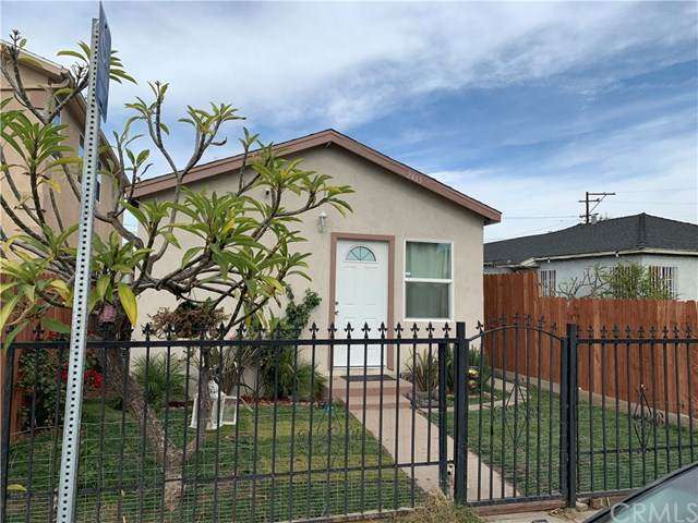 2445 E 113th Street, Los Angeles (City), CA 90059 (#CV21009991) :: Koster & Krew Real Estate Group | Keller Williams