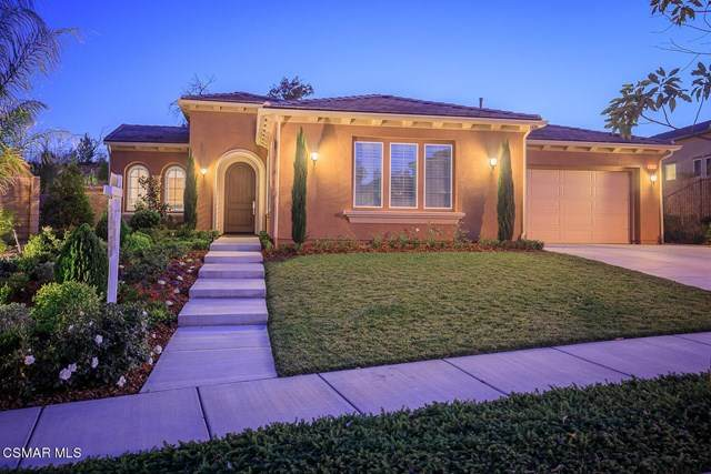6562 High Country Place, Moorpark, CA 93021 (#221000242) :: Legacy 15 Real Estate Brokers