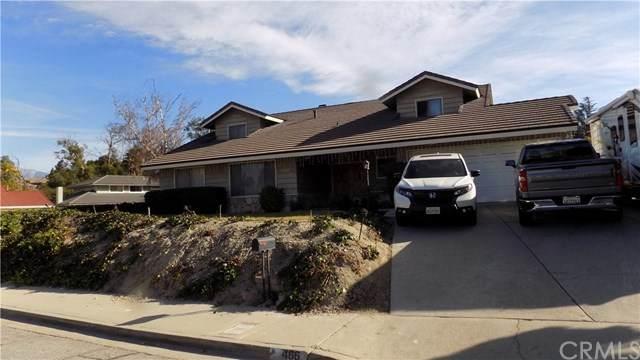 466 S Rancho Del Sol Drive, Covina, CA 91724 (#IV21007054) :: Team Tami