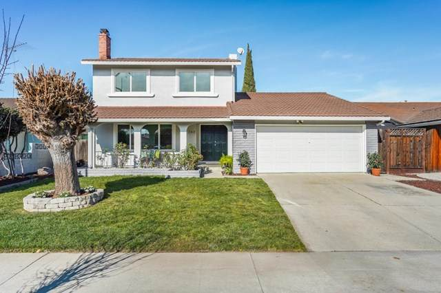 393 Springpark Circle, San Jose, CA 95136 (#ML81826103) :: eXp Realty of California Inc.