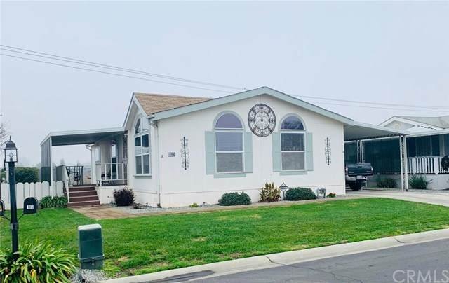 1218 E Cleveland Avenue #186, Madera, CA 93638 (#MD21010364) :: Team Forss Realty Group