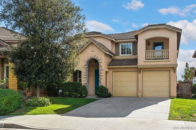 929 Prism Dr, San Marcos, CA 92078 (#210001358) :: The Houston Team | Compass