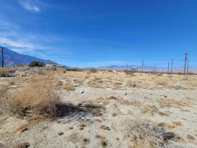 0 Elaine Drive, Desert Hot Springs, CA 92240 (#219055823PS) :: Wendy Rich-Soto and Associates