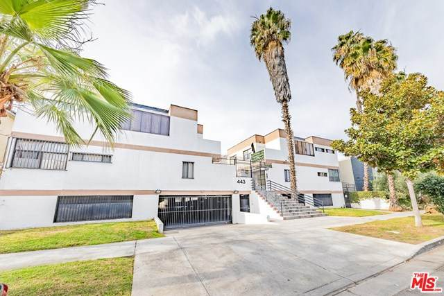 443 S Gramercy Place C, Los Angeles (City), CA 90020 (#21681314) :: The Alvarado Brothers
