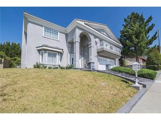 11439 Viking Avenue, Porter Ranch, CA 91326 (#SR21007332) :: Realty ONE Group Empire