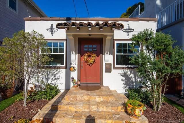 507 7th Street, Coronado, CA 92118 (#210001362) :: Better Living SoCal