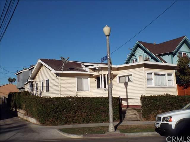 1239 N Loma Vista Drive, Long Beach, CA 90813 (#SB21010328) :: The Parsons Team