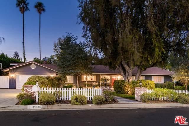 19445 Santa Rita Street, Tarzana, CA 91356 (#21681340) :: Compass