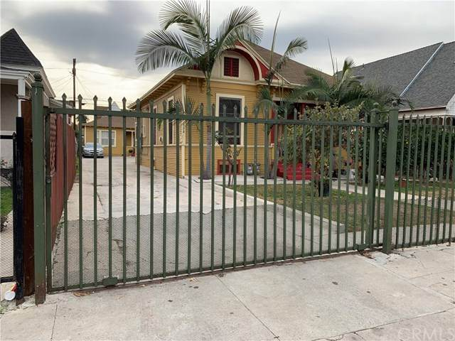 300 E 25th Street, Los Angeles (City), CA 90011 (#DW21010398) :: Better Homes and Gardens Real Estate Vogler Feigen