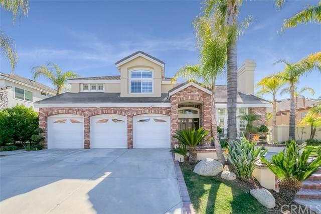 19932 Hidden Springs Road, Walnut, CA 91789 (#TR21010419) :: American Real Estate List & Sell