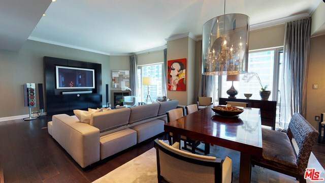 10727 Wilshire #701, Los Angeles (City), CA 90024 (#21681392) :: Better Homes and Gardens Real Estate Vogler Feigen