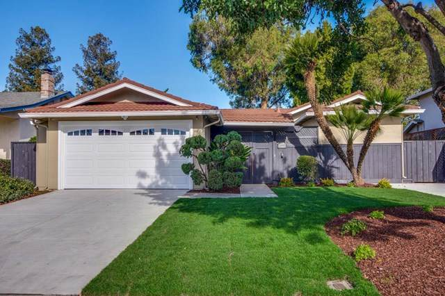 1095 Bryant Way, Sunnyvale, CA 94087 (#ML81826133) :: eXp Realty of California Inc.