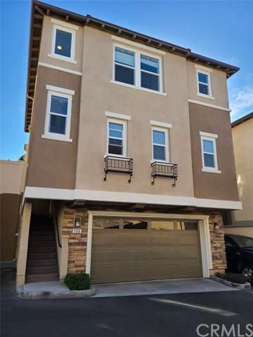 26039 Cypress Street #108, Lomita, CA 90717 (#SB21010543) :: Wendy Rich-Soto and Associates