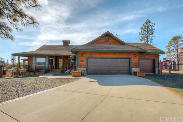 601 Encina Grande Road, Berry Creek, CA 95916 (#SN21010546) :: The Brad Korb Real Estate Group