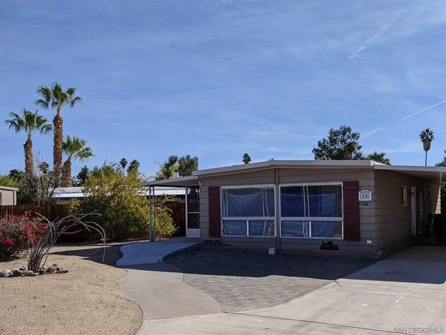 1010 Palm Canyon Dr #58, Borrego Springs, CA 92004 (#210001381) :: Berkshire Hathaway HomeServices California Properties