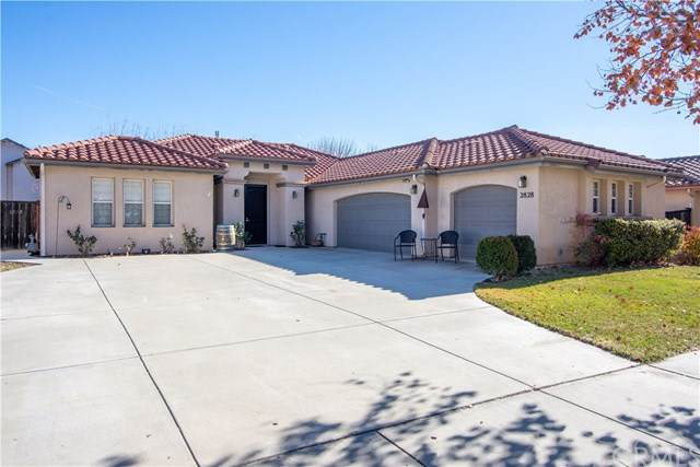 2828 Wedgewood Drive, Paso Robles, CA 93446 (#NS21010583) :: Compass