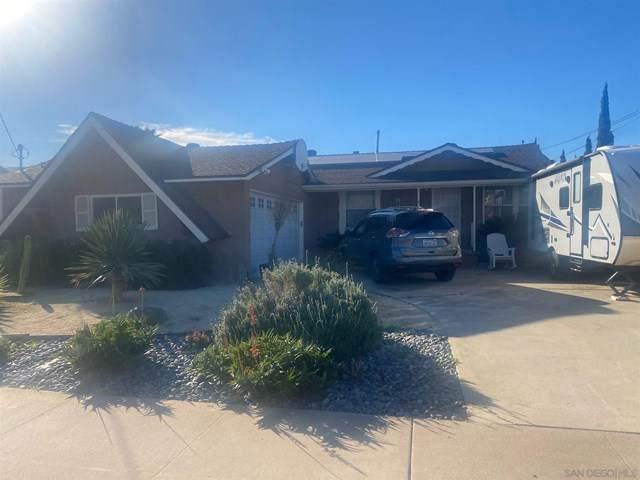 930 Waterloo Ave, El Cajon, CA 92019 (#210001382) :: Powerhouse Real Estate
