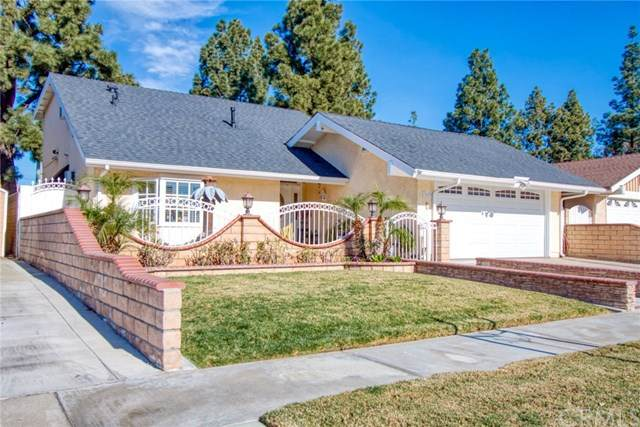 13133 Carolyn Street, Cerritos, CA 90703 (#RS21007923) :: The Brad Korb Real Estate Group