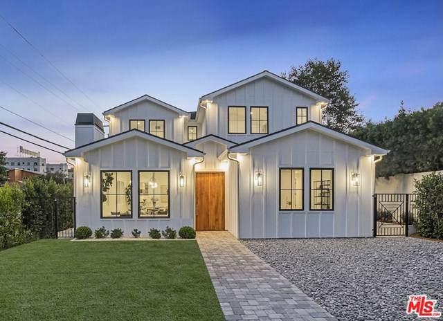 5651 W Clinton Street, Los Angeles (City), CA 90004 (#21680000) :: The Brad Korb Real Estate Group