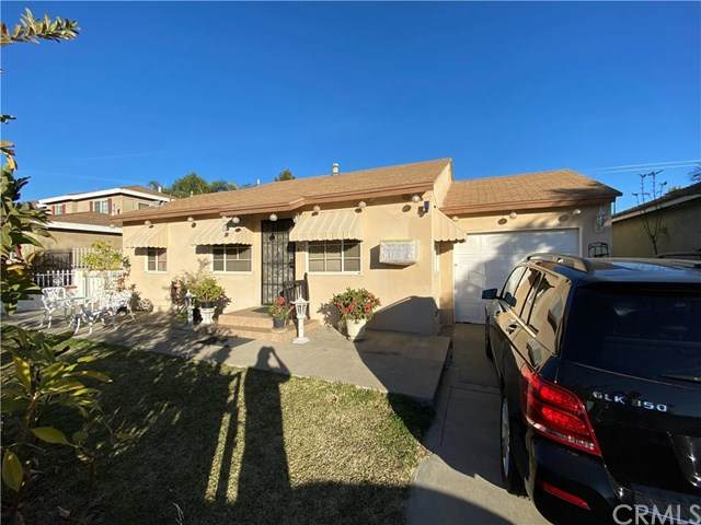 1928 Earlington Avenue, Duarte, CA 91010 (#AR21010253) :: The Brad Korb Real Estate Group