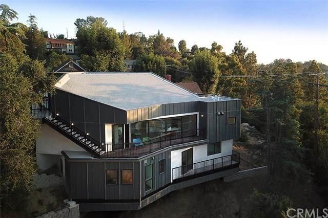 1847 Kaweah Drive, Pasadena, CA 91105 (#PW21010620) :: Berkshire Hathaway HomeServices California Properties
