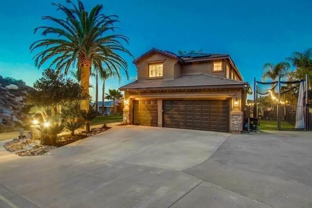 13557 Piping Rock Ln, El Cajon, CA 92021 (#210001386) :: Powerhouse Real Estate