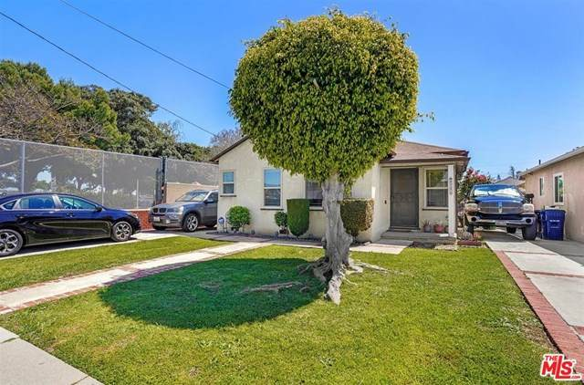 4706 W 136Th Street, Hawthorne, CA 90250 (#20636466) :: eXp Realty of California Inc.