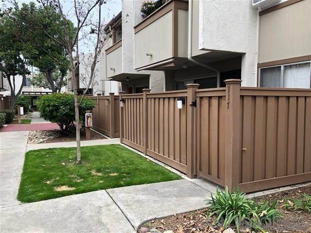 3549 Castle Glen Dr #117, San Diego, CA 92123 (#210001393) :: Zutila, Inc.