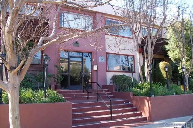 5403 Newcastle Avenue #58, Encino, CA 91316 (#SR21010736) :: RE/MAX Masters