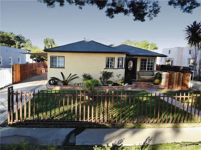 10115 Pescadero Avenue, South Gate, CA 90280 (#DW21010766) :: RE/MAX Masters