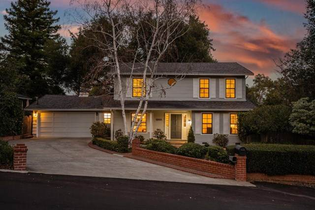 18101 Overlook Road, Los Gatos, CA 95030 (#ML81823856) :: The Najar Group