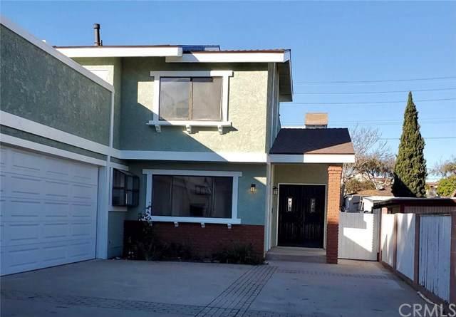 2215 Huntington Lane B, Redondo Beach, CA 90278 (#PW21010737) :: Wendy Rich-Soto and Associates