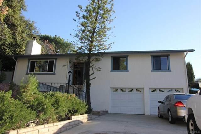 1466 Alpine Grove Ln, Alpine, CA 91901 (#210001409) :: American Real Estate List & Sell