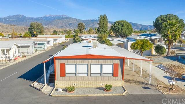 880 N Lake Street #58, Hemet, CA 92544 (#SW20258477) :: Bob Kelly Team