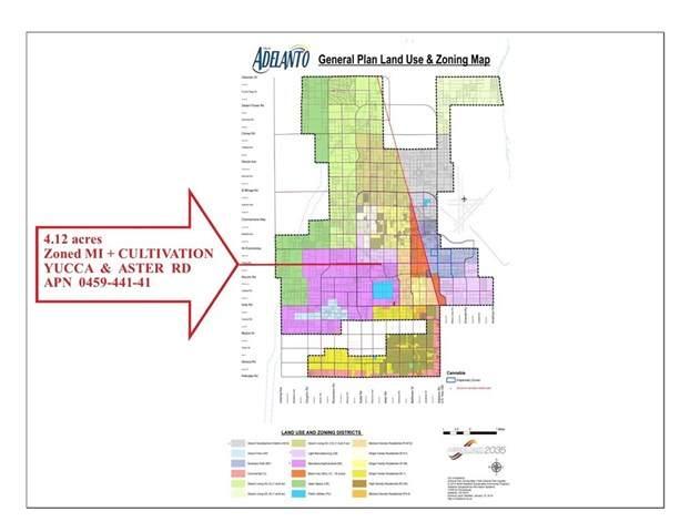 0 Yucca & Aster Rd, Adelanto, CA 92301 (#TR21010823) :: Zutila, Inc.