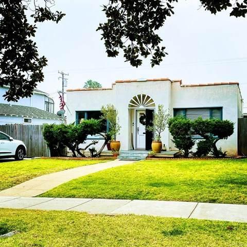 628 Euclid Street, Santa Monica, CA 90402 (#NDP2100581) :: American Real Estate List & Sell