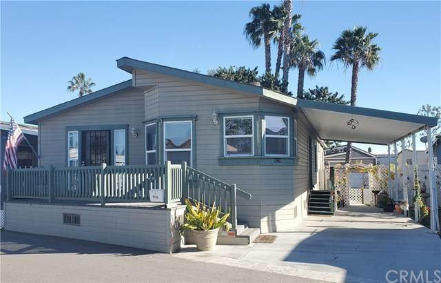 6226 E Golden Sands Drive #199, Long Beach, CA 90803 (#PW21010404) :: Team Forss Realty Group