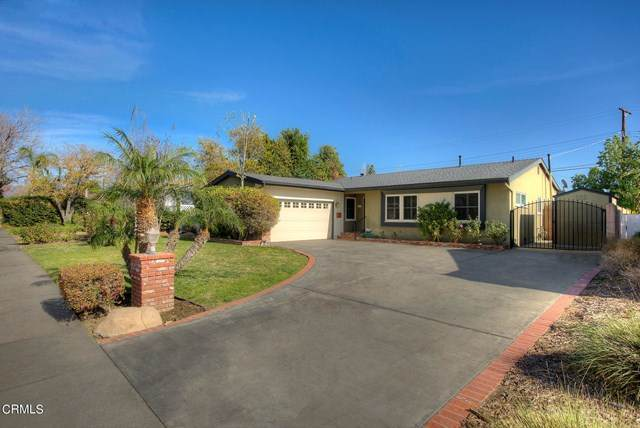 8114 Lurline Avenue, Winnetka, CA 91306 (#P1-2936) :: Team Tami